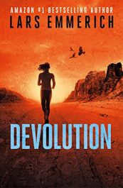 bargain ebooks DEVOLUTION Thriller by Lars Emmerich