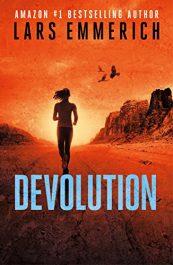 bargain ebooks DEVOLUTION Thriller by Lars Emmerich