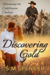 bargain ebooks Discovering Gold Contemporary Western Romance by S M Spencer