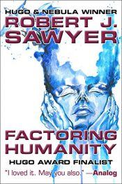 bargain ebooks Factoring Humanity Science Fiction by Robert J. Sawyer