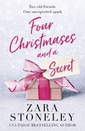 amazon bargain ebooks Four Christmases and a Secret Romance by Zara Stoneley