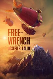 amazon bargain ebooks Free-Wrench Action Adventure Sci-Fi by Joseph Lallo