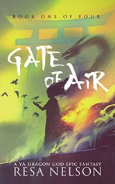 bargain ebooks Gate of Air Young Adult/Teen Fantasy by Resa Nelson