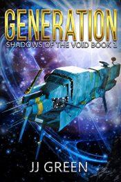 bargain ebooks Generation YA Science Fiction by J.J. Green