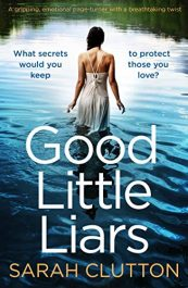 bargain ebooks Good Little Liars Thriller by Sarah Clutton