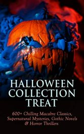 amazon bargain ebooks HALLOWEEN COLLECTION TREAT Classic Horror by Multiple Authors