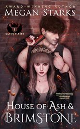 amazon bargain ebooks House of Ash & Brimstone Gothic Romance by Megan Starks