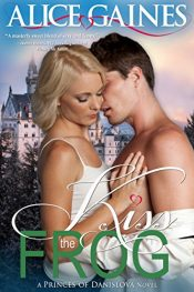 bargain ebooks Kiss the Frog Erotic Romance by Alice Gaines