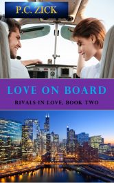 bargain ebooks Love On Board Sweet Contemporary Romance by PC Zick