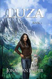 bargain ebooks Luza Young Adult/Teen Fantasy Adventure by Jonathan Kuiper
