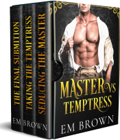 bargain ebooks Master vs. Temptress Boxset: A Wickedly Hot Historical Romance Trilogy Erotic Historical Romance by Em Brown