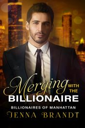 bargain ebooks Merging with the Billionaire Romance by Jenna Brandt