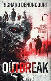 bargain ebooks Outbreak Survival Horror Thriller by Richard Denoncourt