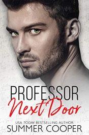bargain ebooks Professor Next Door Erotic Romance by Summer Cooper