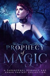amazon bargain ebooks Prophecy of Magic Fantasy Romance by April Canavan