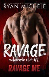 bargain ebooks Ravage Me Suspense, Contemporary Romance by Ryan Michele