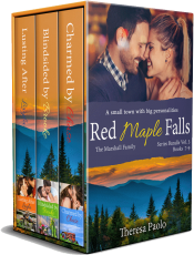 bargain ebooks Red Maple Falls Romance by Theresa Paolo