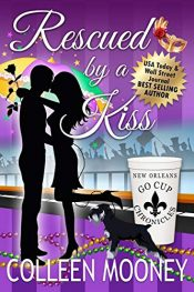 bargain ebooks Rescued by a Kiss Mystery by Colleen Mooney