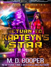 amazon bargain ebooks Return to Kapteyn's Star Science Fiction by M. D. Cooper