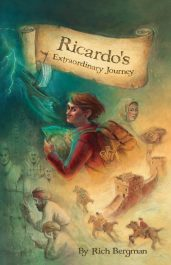 bargain ebooks Ricardo's Extraordinary Journey: A Boy's Mystical Quest for Fame, Fortune and Adventure Young Adult/Teen Adventure by Rich Bergman
