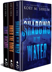 bargain ebooks Shadows in the Water Series Horror Thriller by Kory M. Shrum
