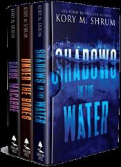 bargain ebooks Shadows in the Water Series Horror Thriller by Kory M. Shrum