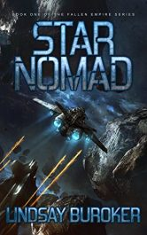 bargain ebooks Star Nomad Science Fiction by Lindsay Buroker