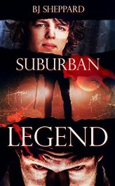 bargain ebooks Suburban Legend Horror by BJ Sheppard