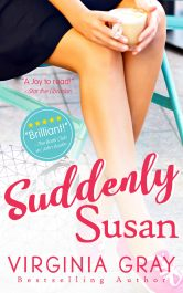 bargain ebooks Suddenly Susan  Chicklit Romance by Virginia Gray