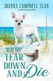 amazon bargain ebooks Tear Down and Die Mystery by Joanna Campbell Slan
