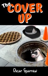 amazon bargain ebooks The Cover Up Humor Action Adventure by Oscar Sparrow