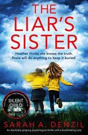 amazon bargain ebooks The Liar's Sister Psychological Thriller by Sarah A. Denzil