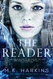 amazon bargain ebooks The Readers YA/Teen Science Fiction by MK Harkins