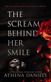 bargain ebooks The Scream Behind Her Smile Romantic Thriller / Suspense by Athena Daniels