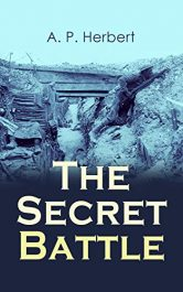 amazon bargain ebooks The Secret Battle Historical Fiction by A. P. Herbert