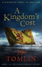 amazon bargain ebooks A Kingdom's Cost Historical Fiction by J. R. Tomlin