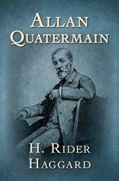 bargain ebooks Allan Quatermain Classic Action/Adventure by H. Rider Haggard