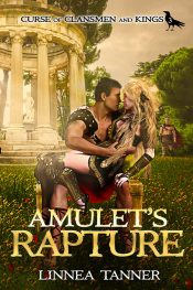 amazon bargain ebooks Amulet's Rapture Historical Fantasy by Linnea Tanner