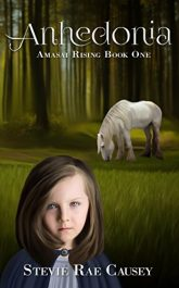 bargain ebooks Anhedonia Young Adult/Teen Fantasy by Stevie Rae Causey