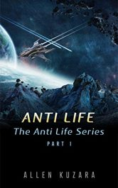 amazon bargain ebooks Anti Life Science Fiction by Allen Kuzara