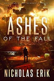 amazon bargain ebooks Ashes of the Fall Science Fiction by Nicholas Erik