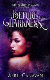 bargain ebooks Before the Darkness Fantasy by April Canavan