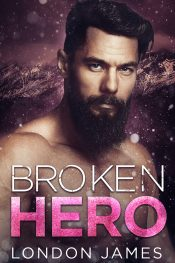 bargain ebooks Broken Hero Contemporary Romance by London James