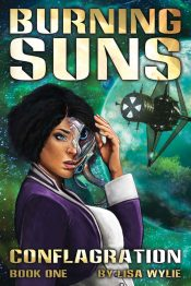 bargain ebooks Burning Suns Science Fiction by Lisa Wylie