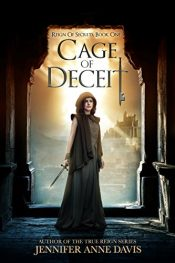 bargain ebooks Cage of Deceit Young Adult/Teen Historical Fiction by Jennifer Anne Davis