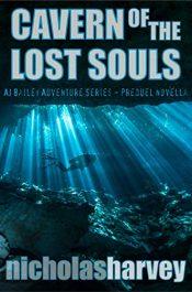 amazon bargain ebooks Cavern of the Lost Souls Sea Adventure by Nicholas Harvey