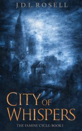 bargain ebooks City of Whispers Epic Fantasy by J.D.L. Rosell