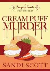 amazon bargain ebooks Cream Puff Murder Cozy Mystery by Sandi Scott