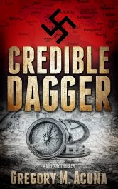 bargain ebooks Credible Dagger Historical Military Thriller by Gregory M. Acuña