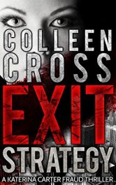 amazon bargain ebooks Exit Strategy Thriller by Colleen Cross